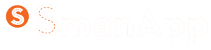 logoPartnerSmanAppBianco
